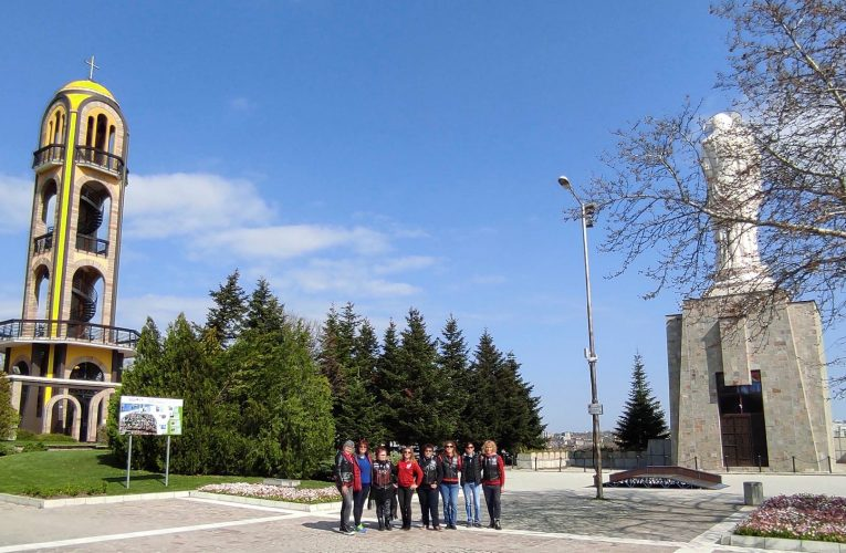 """Опознай и съхрани българското: обект """"Света Богородица"""" (Хасково)"""