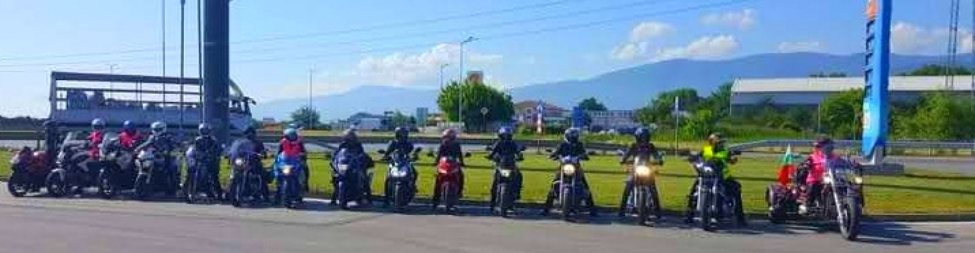 Жените мотористи